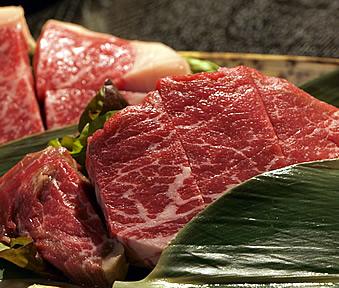 料理例 ヒレ肉